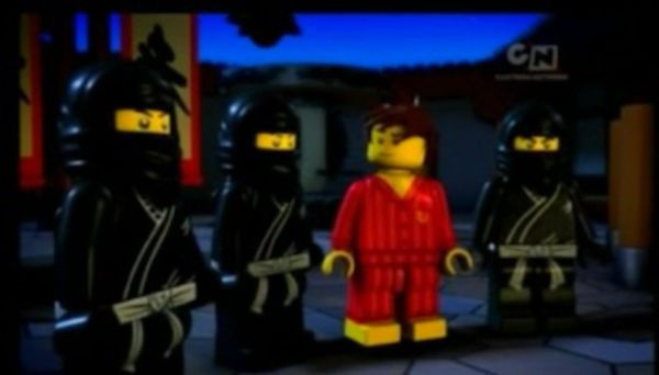 Watch The Golden Weapons Ep 8 Lego Ninjago Masters Of