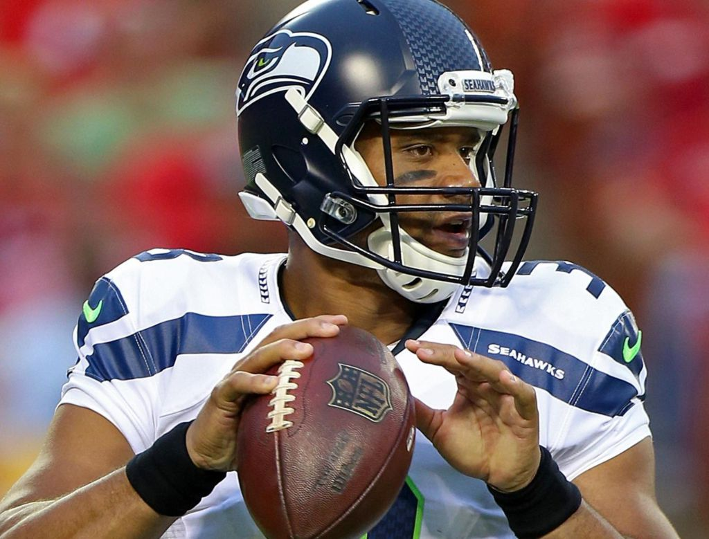 Seattle Seahawks Vs San Diego Chargers Preseason Week 2