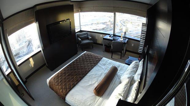 Vdara Hotel City Corner Suite Review
