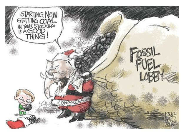 What are some fossil fuel relation to politics?