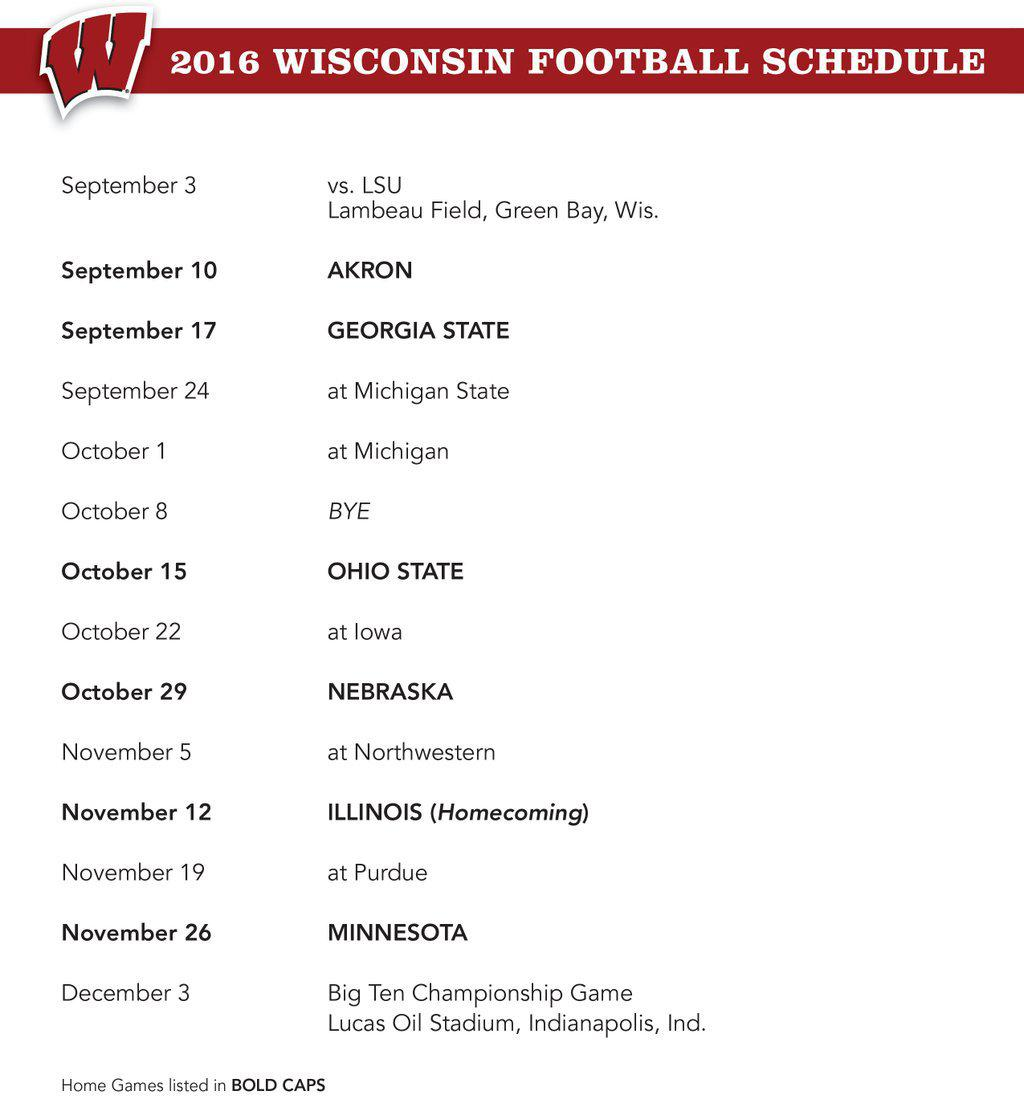 Wisconsin Badgers Football Bedroom Ideas For New House