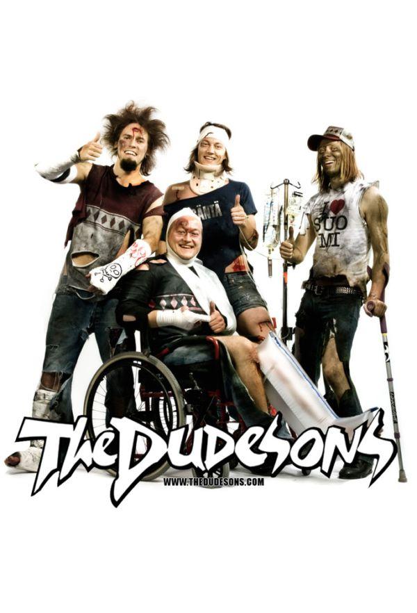 the dudesons movie dvd