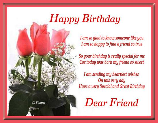 Free Cute Funny Happy Birthday Greeting ECards For Friends
