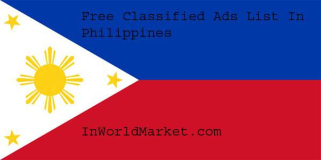 Top Best Post Free classified ads List In Philippines
