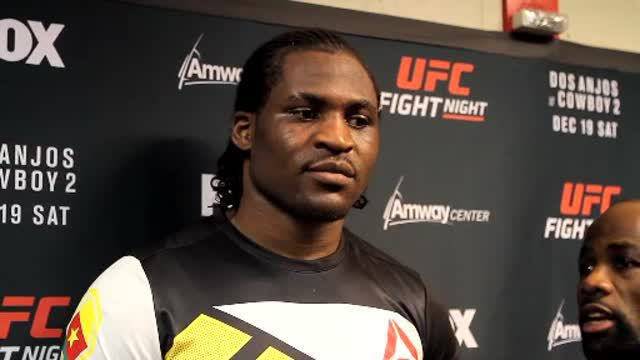 Francis Ngannou Sherdog >> Francis Ngannou: My Successful UFC Debut