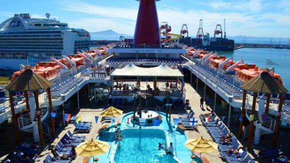 Carnival Imagination Review Ensenada Cruise 2014 Accroya