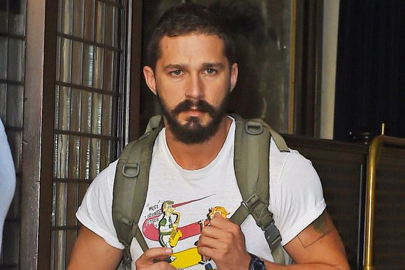 Shia LaBeouf Isn't Cra...