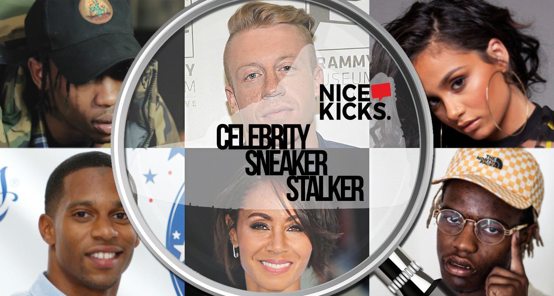 Nicekicks Celebrity Sneaker Stalker - shauvon.com
