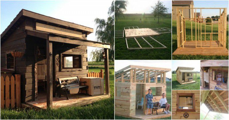 Genius Woodworking Project Build A Western Saloon Kid S