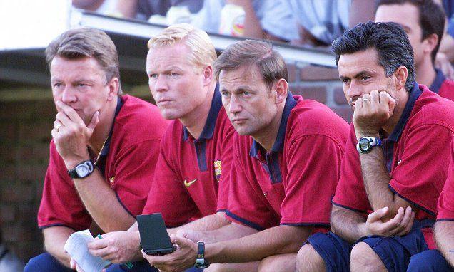 Liga Inggris  - Begini Kisah Awal Mula Permusuhan Louis Van Gaal vs Ronald Koeman