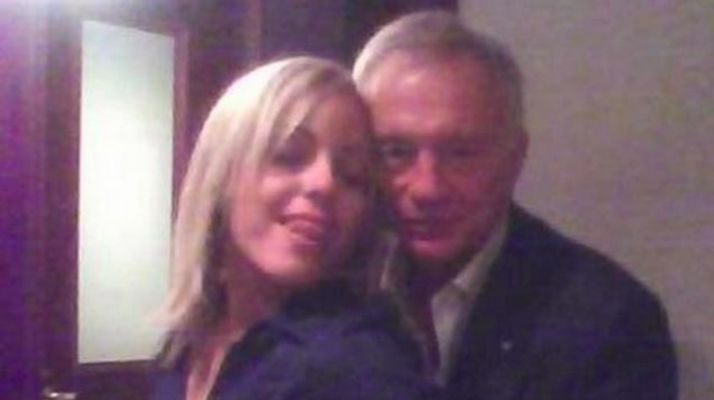 Leaked Photos Of Drunk Jerry Jones Getting Weird With -2704