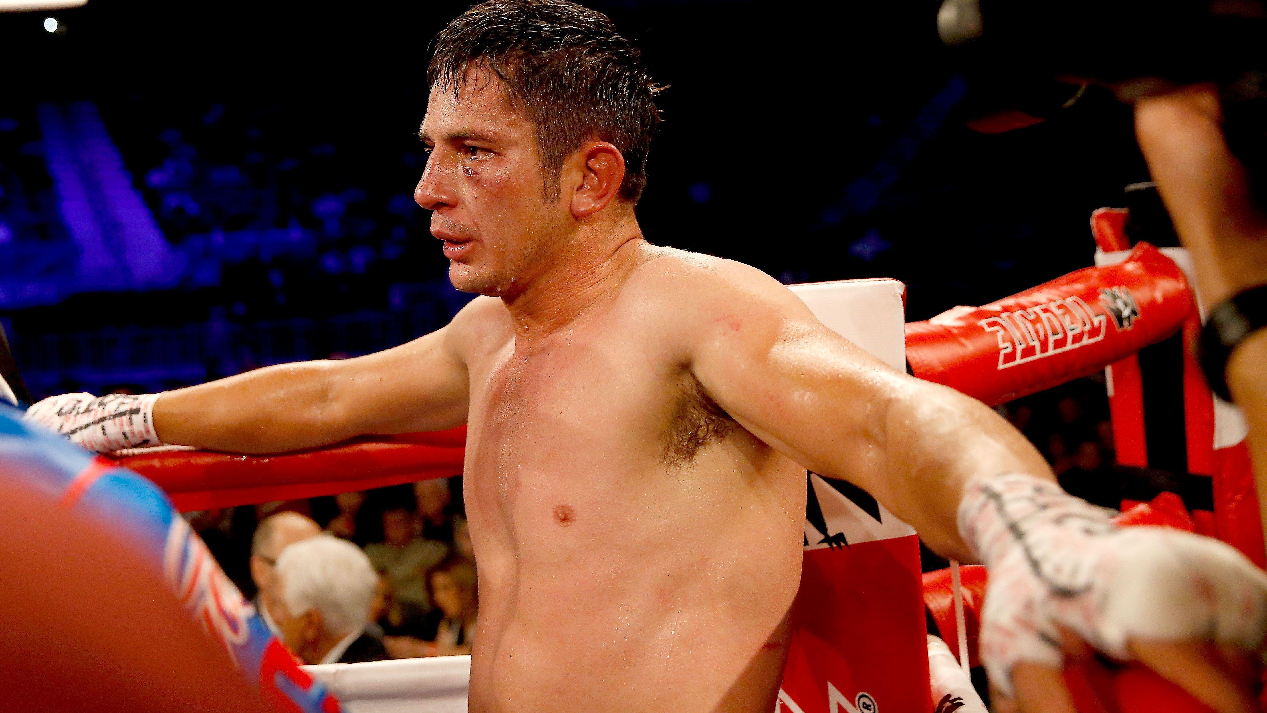mauricio herrera boxer - HD1600×900