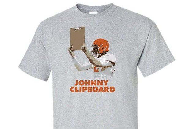 Johnny Clipboard shirts are here