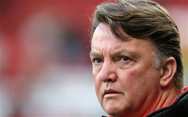 Holland Coach Louis Van Gaal Could Be New Manchester United