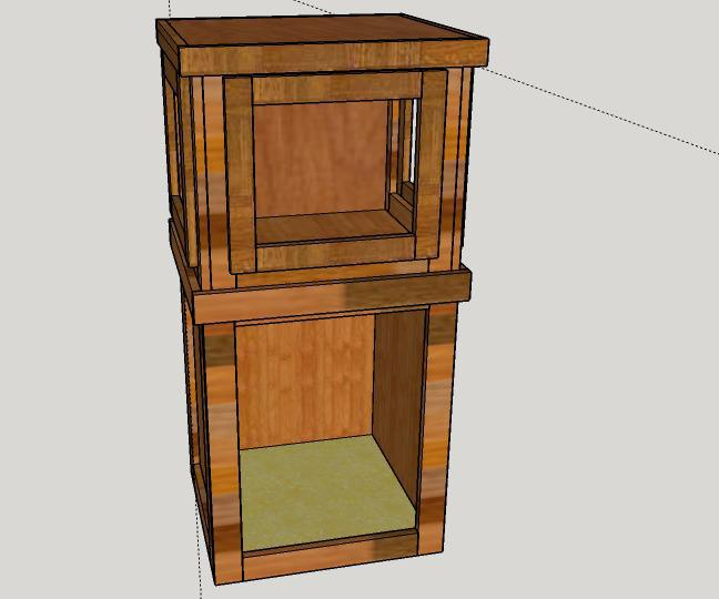 3d printer cabinet enclosure for 3d printing kitchen cabinets