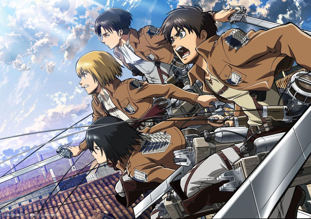 Attack on Titan Screenshots Attack on Titan The Last