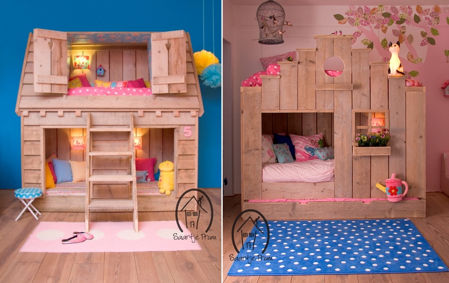 15 Fabulous Pallet Projects For Your Kids' Room