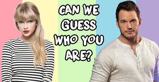 Can we guess your age and gender from these 10 questions