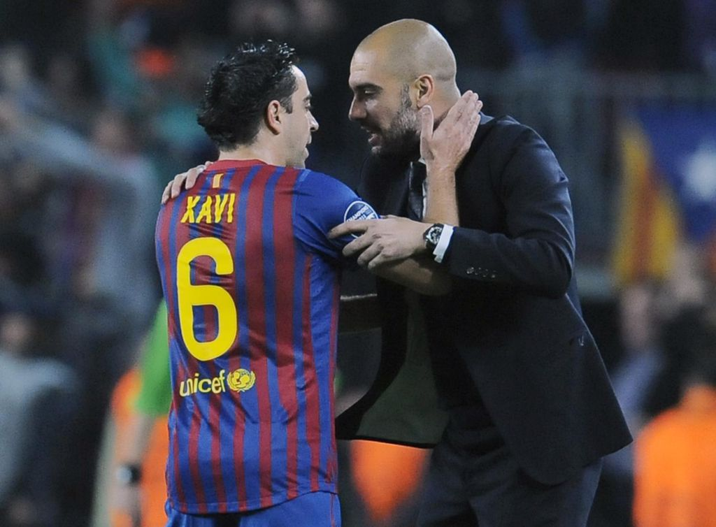 Guardiola will transform English football – Xavi