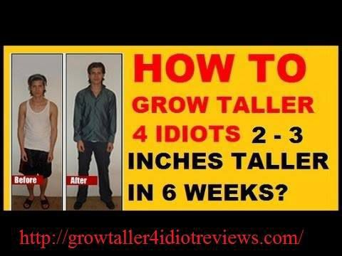 grow taller However, there are also doctors who warn that the best tips and tricks for teens to grow taller are simply living one's best life by stimulating growth naturally.