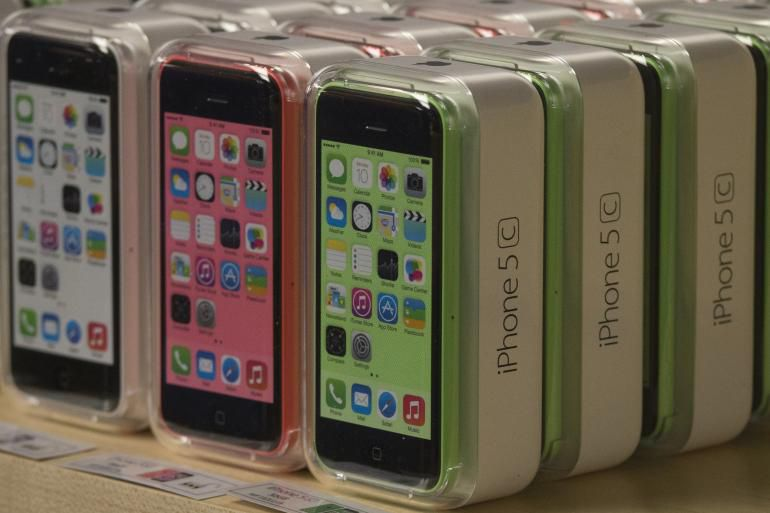 ... the launch date for the iPhone 6 and iPhone 6 Plus in South Africa