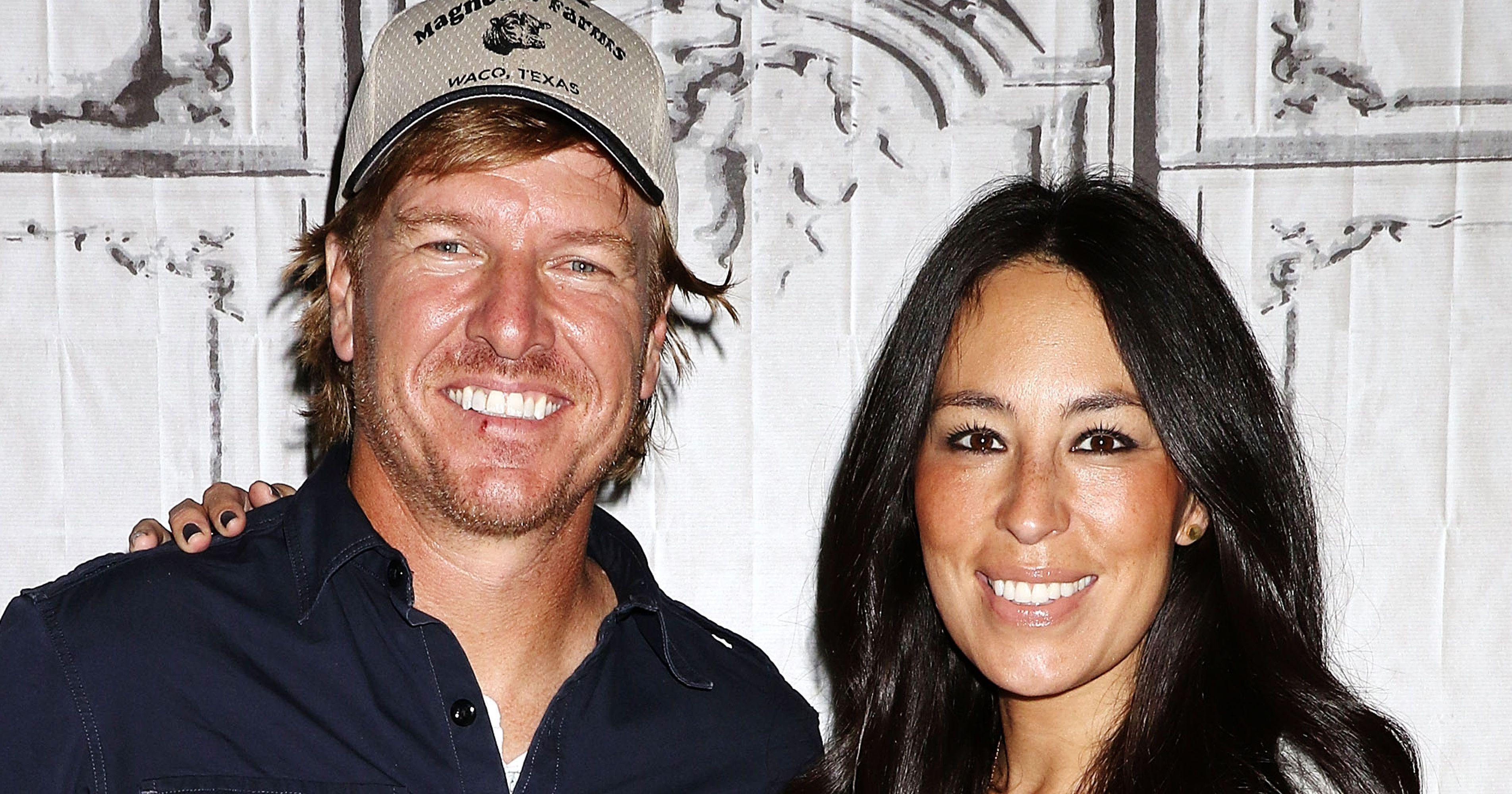 Are chip joanna gaines lying to us about how fixer for How does fixer upper actually work