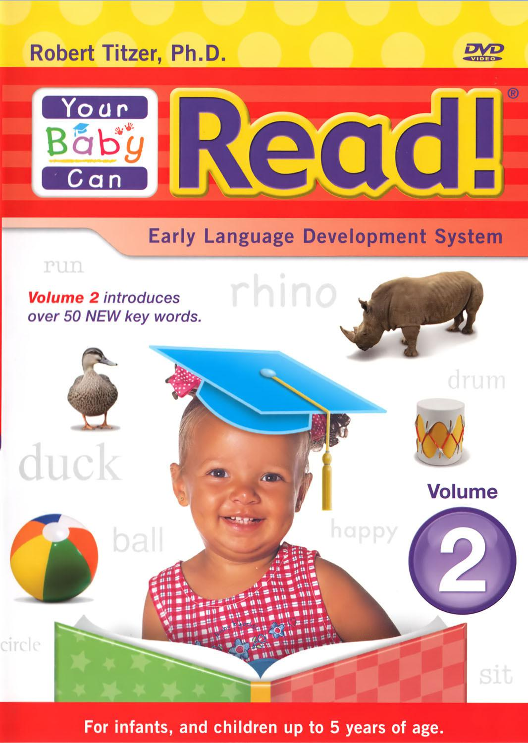 Watch Your Baby Can Read!: Vol. 2