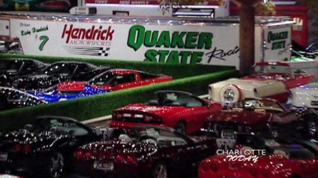 Rick Hendrick S Private Car Collection