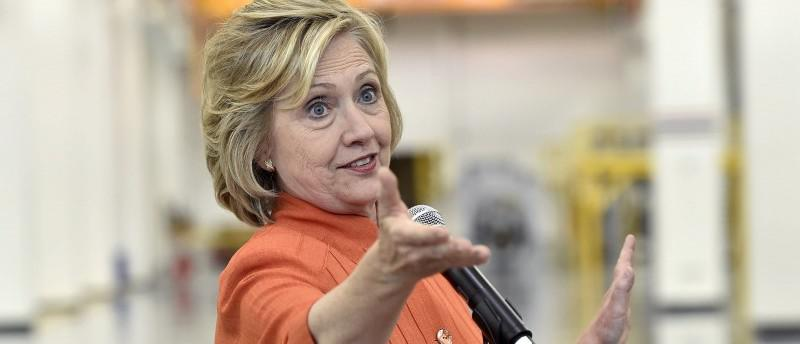 It's Unclear If The Lone Staffer Hillary Put In Charge Of ... Daily Caller