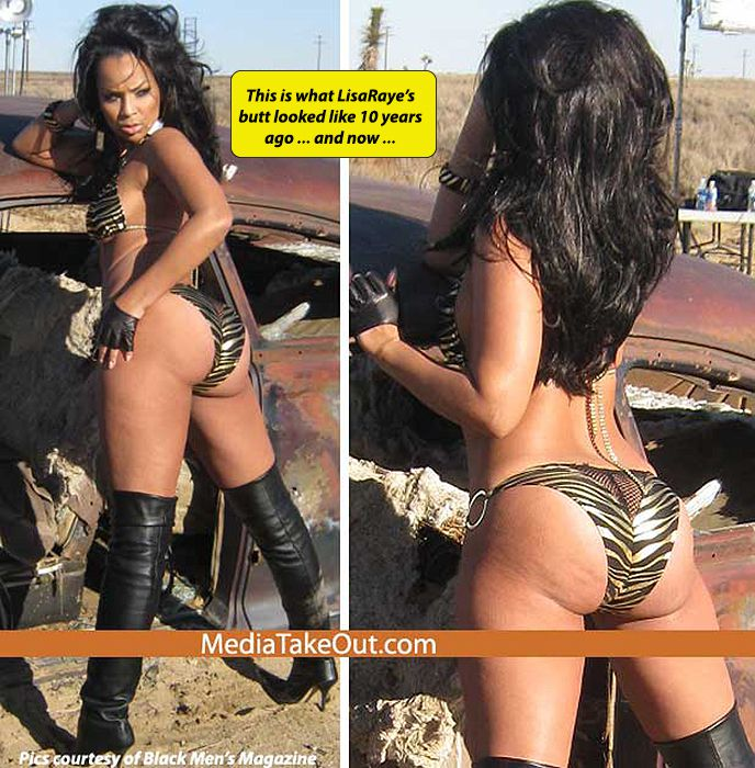 Naked Pictures Of Lisa Raye
