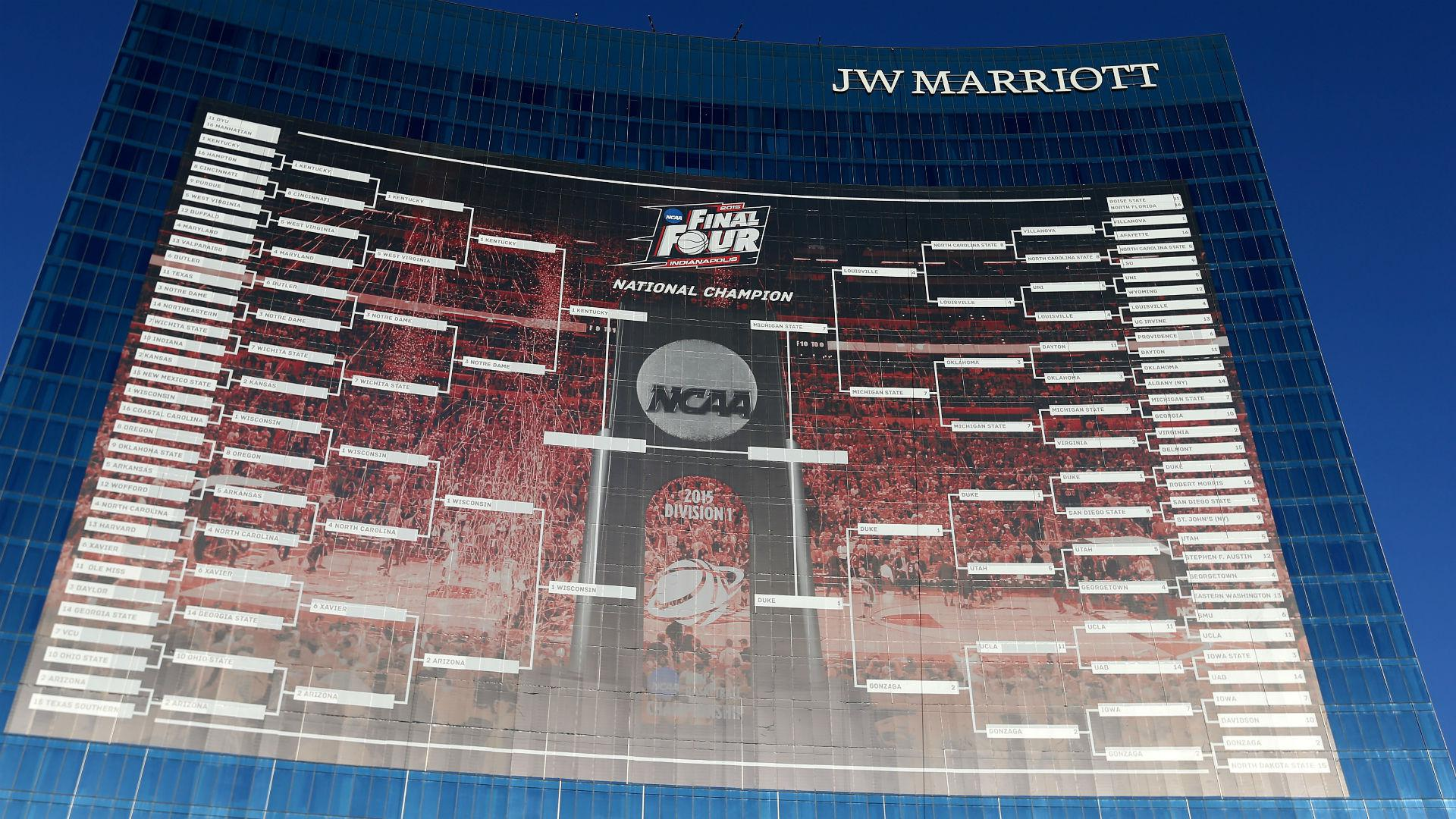 March Madness 2016: Printable NCAA Tournament bracket
