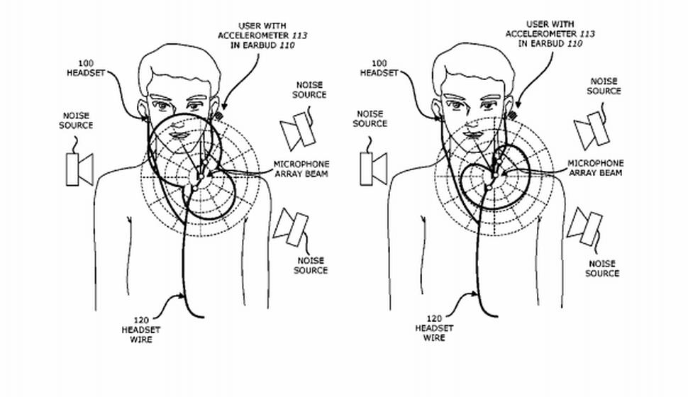 apple patent hints at  u0026quot bone conduction u0026quot  earpod headphones for improved voice call clarity