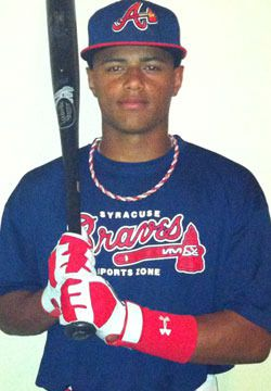 2011 Syracuse Sports Zone Braves (Perfect Game WWBA National