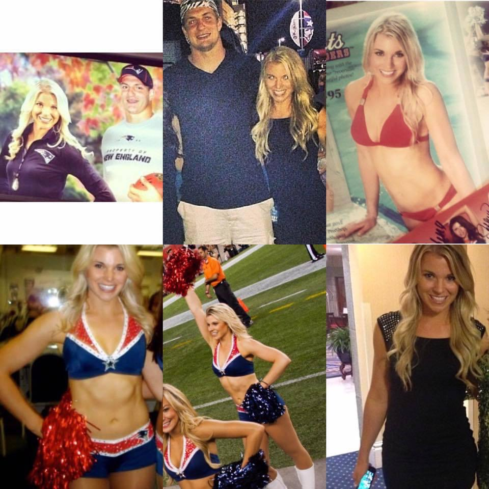 Camille Kostek Gronkowski: Rob Gronkowski Dated Another Patriots Cheerleader