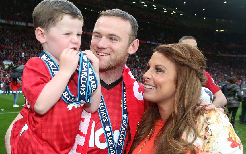 Wayne Rooney Daughter