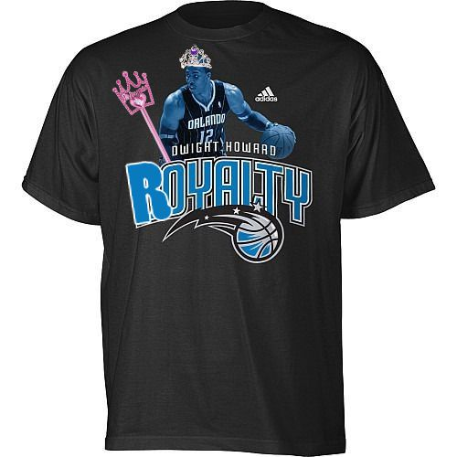 Adidas Updates Their Dwight Howard Loyalty T Shirt For