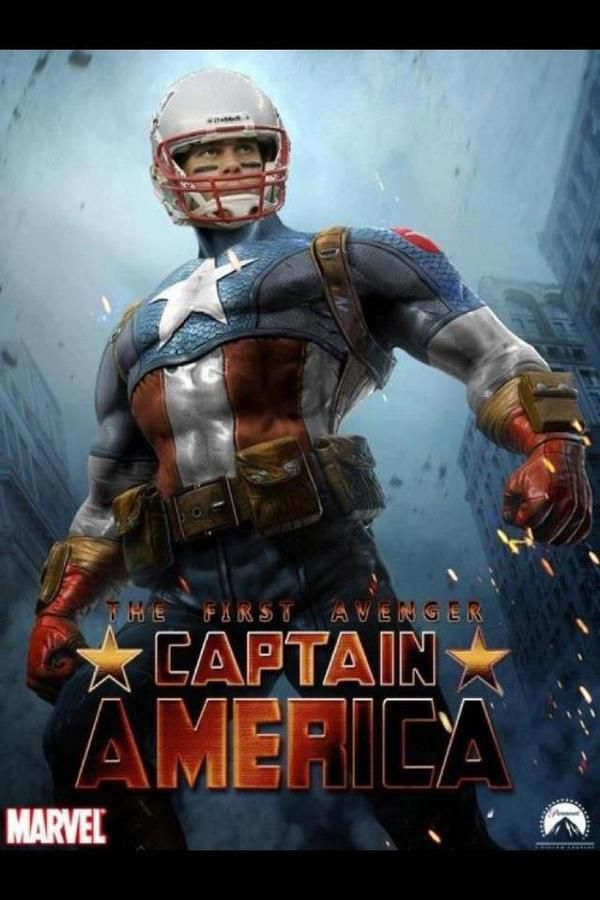 Move Over Chrisevans There Is A New Captain America