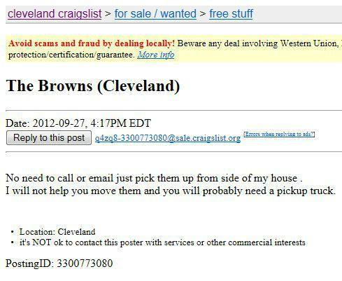 Cleveland craigslist