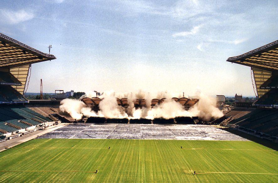 Twickenham Stadium History Twickenham Rugby Stadium