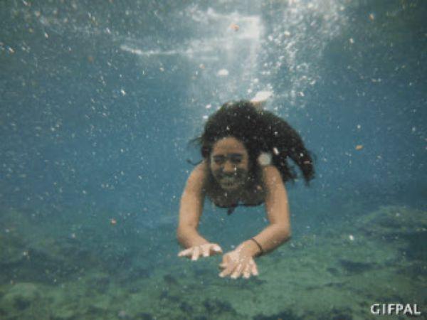 Плавающие Картинки Гифки Девушки