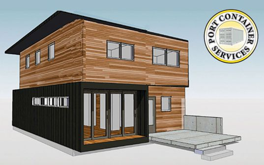 How to choose the right foundation for your shipping container home - Foundation shipping container home ...