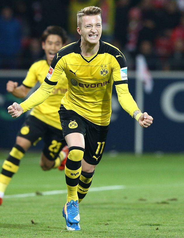 Reus hoping Man Utd target Aubameyang sticks with BVB ...
