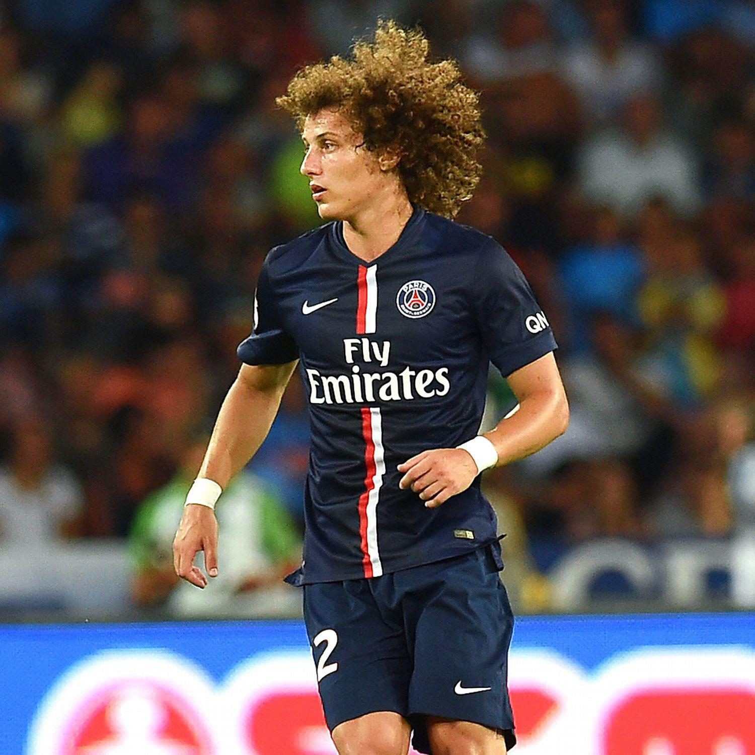 Photos Chelsea Vs Paris Saint Germain: Chelsea's David Luiz Returns To Paris Saint-Germain For A