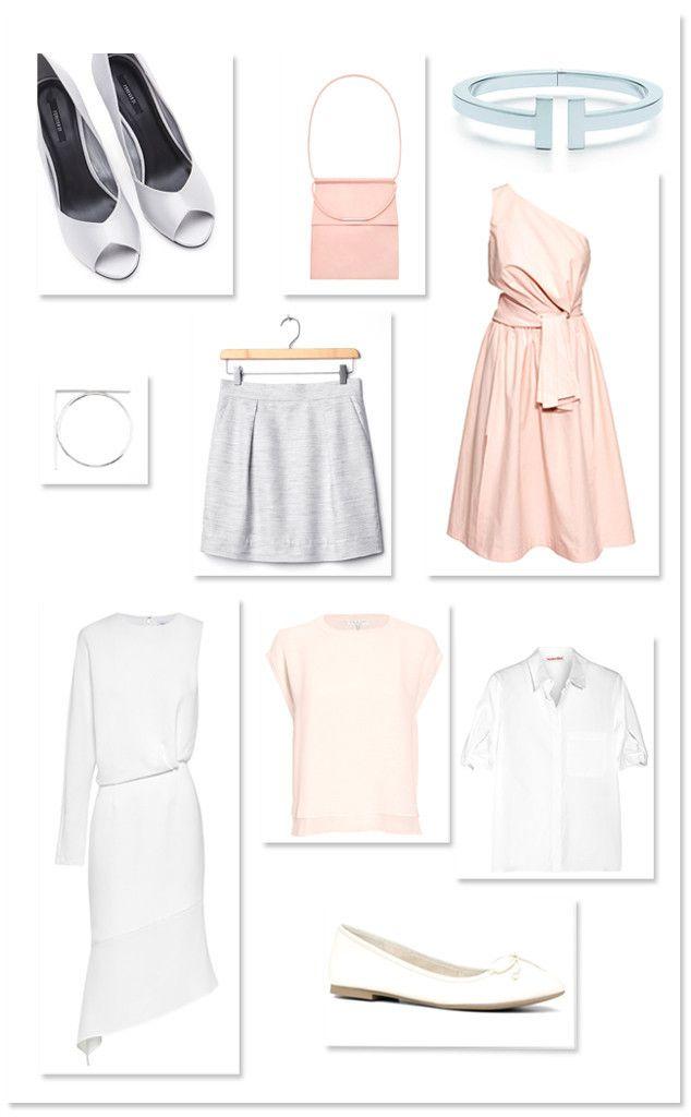 Spring 2015 Fashion Trend Minimalist
