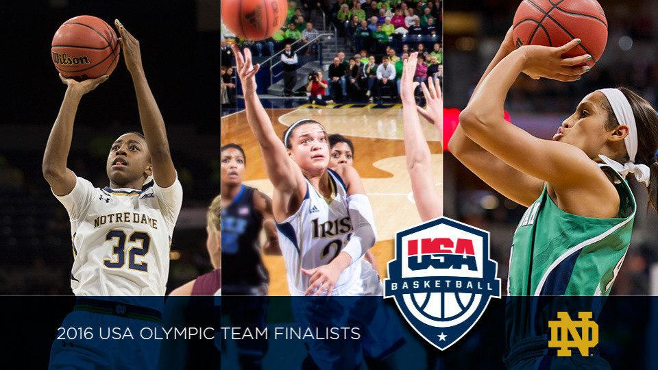 Mercury trio, January among Olympic basketball finalists