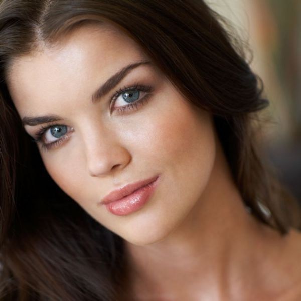 Natural Makeup For Blue Eyes Brown Hair