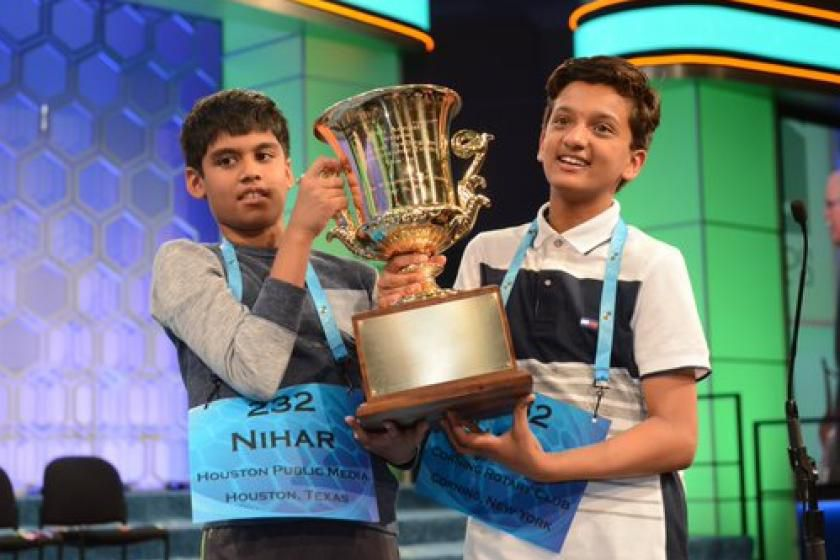 national spelling bee ends in a tie again