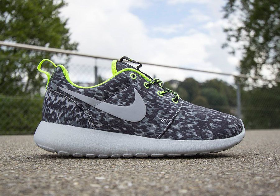 Roshe Run Women Pattern Nike Women's Roshe Run Print