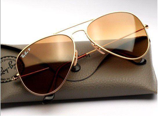 ray ban pilot aviator sunglasses  Pitt Ray Ban Aviators Sunglasses