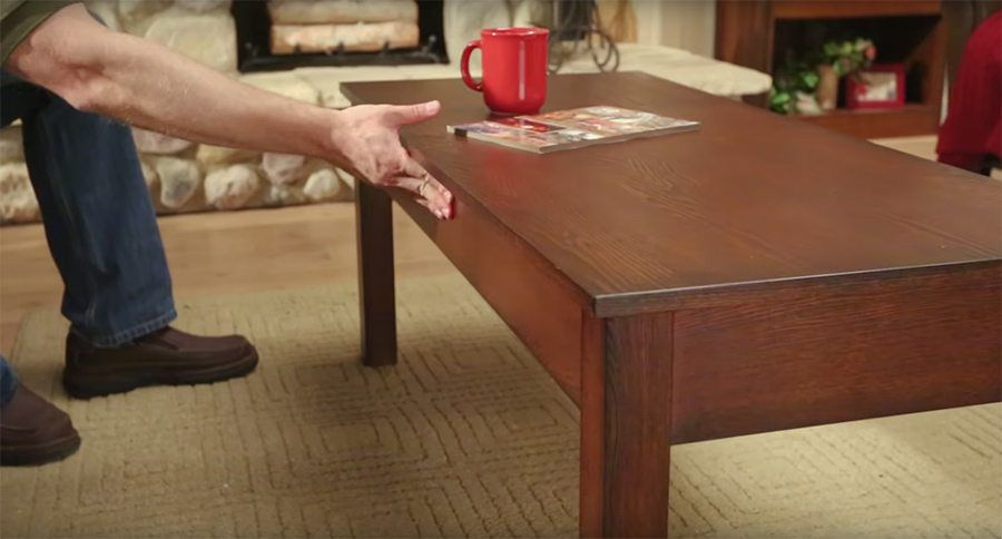 Castlecreek Gun Concealment Furniture Lets You Hide